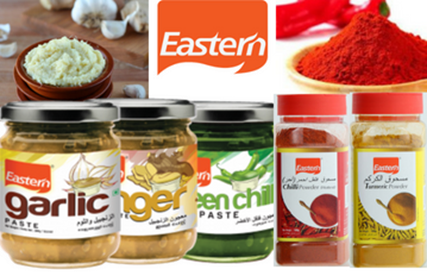 Eastern Spice Powders & Pastes
