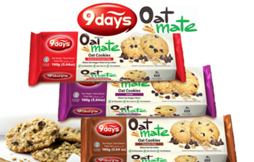9 days Oat Mate