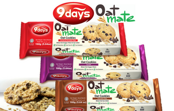 New product- 9 Days Oat Mate